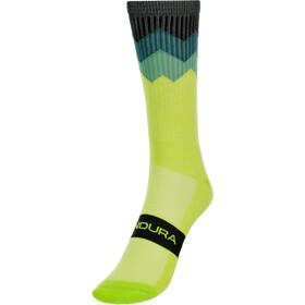 Endura Spikes Socken Herren gelb/bunt